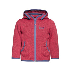 Jack Wolfskin Moonchild Nanuk Jacket Kids pale berry